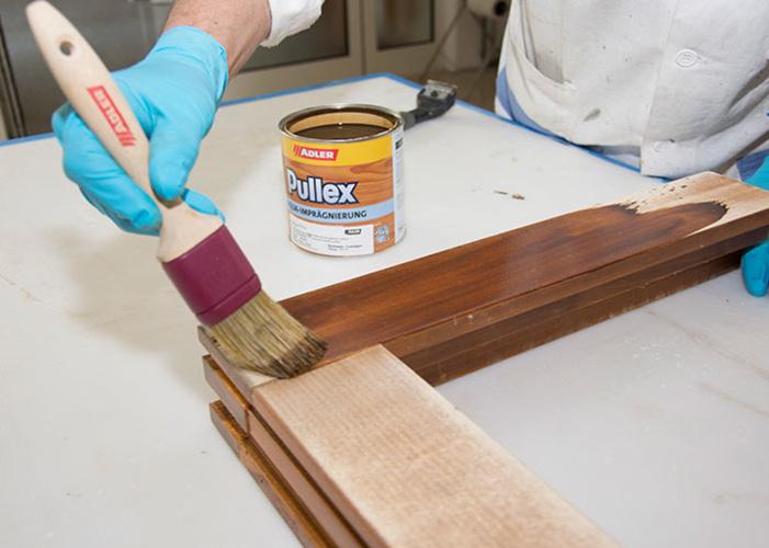 Colori Vernici Legno : Come eseguire correttamente il ripristino della vernice sui